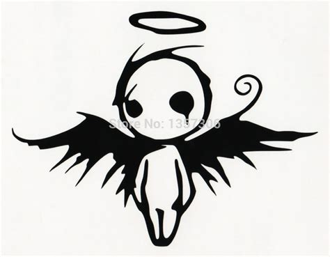 black angel drawing at getdrawings com free for personal