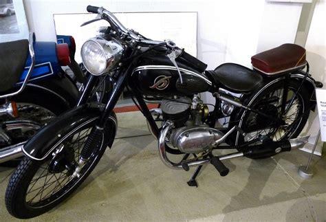 Oldtimer Motorrad Hoffmann by Hoffmann Mjk125 Baujahr 1952 125ccm Ilo Motor 5ps Vmax