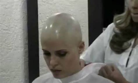 punishment head shave pinterest the world s catalog of ideas