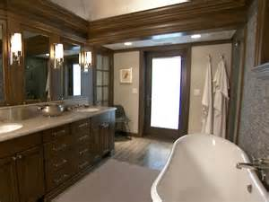 brown bathroom craftsman style this chicago en suite has the look and feel of an arts and crafts original but