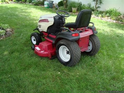 White Garden Tractor by White Lawn Tractor Gt 2550 Price 950 In Walkersville Maryland Cannonads