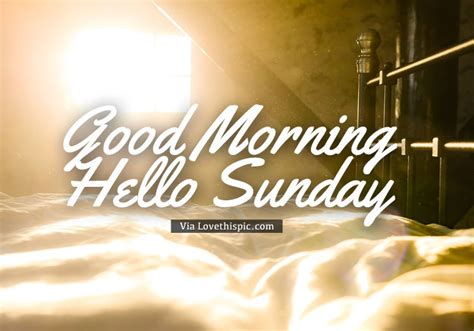 good morning  sunday pictures   images  facebook tumblr pinterest  twitter