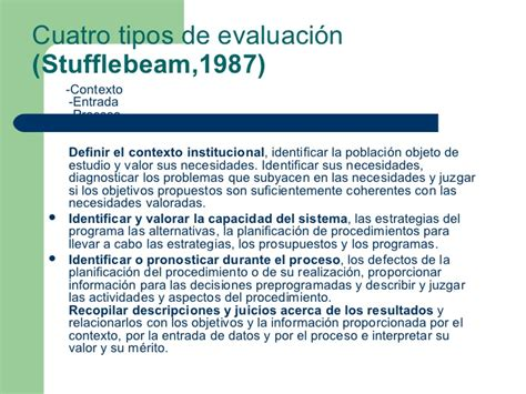 Modelo De Evaluacion Curricular De Ralph Pdf Modelos De Evaluaci 243 N