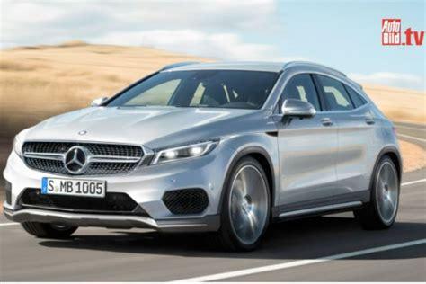 New Mercedes Gla Coupe by Mercedes Gla Coup 233 Autobild De