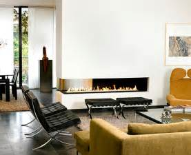 modern fireplace design trend home designs