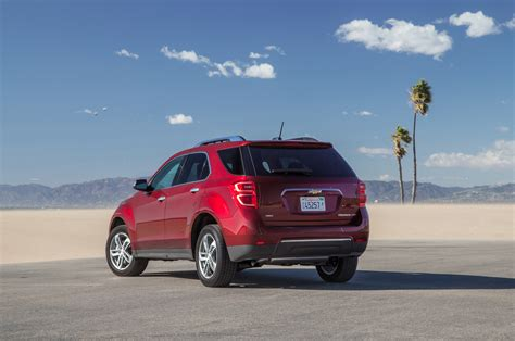 chevrolet equinox ltz 2016 chevrolet equinox ltz awd test review