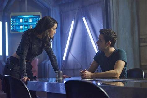 show on syfy matter syfy tv show review collider