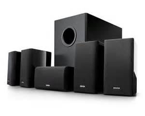 home speakers denon sys 5 1 home theatre speaker package specs4audio