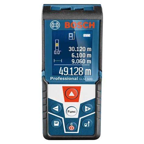 Bosch Glm 50 Meteran Laser Digital bosch glm 500 50m range color display distance meter