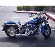 Buy 2001 HARLEY DAVIDSON CUSTOM FAT BOY MOTORCYCLE On 2040
