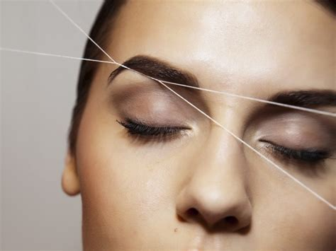 Eyebrows Treatment Paket 2 review threading why you need to try this eye opening treatment