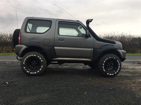 suzuki jimny lifted your lift bigjimny forum