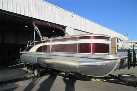 pontoon boats for sale tulsa bennington 24 ssbxp boats for sale in tulsa oklahoma