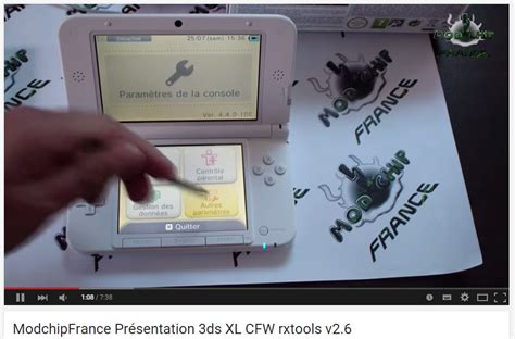 tutorial hack nintendo 3ds rx tools for 3ds free downloads emunand