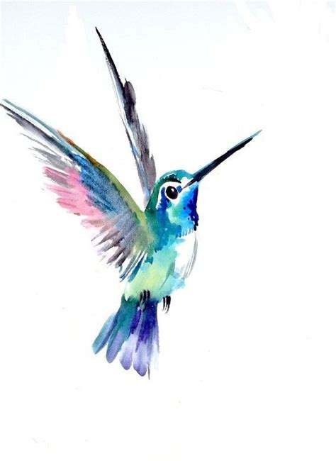 watercolor tattoo kolibri image result for aquarell kolibri cool