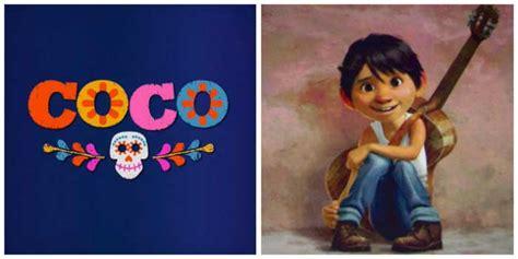 film terbaru disney 2017 pixar estrenar 225 en 2017 coco sobre un ni 241 o mexicano en