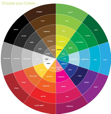 12 color wheel image result for http lucybellandcompany wp