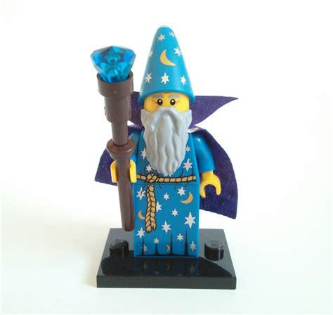 wizard lego collectible minifigure series 12