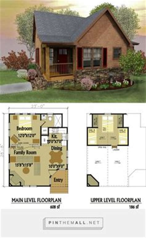1000 Ideas About Small Cabin Plans On Pinterest Cabin Rona Cabin Floor Plans