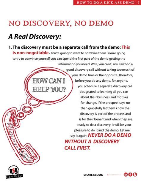 how to do it ebook ebook how to do a kickass demo