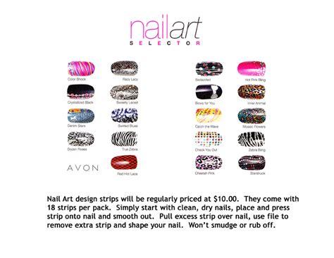 Nail Strips Avon
