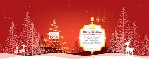 christmas card magic forest  keiow codecanyon