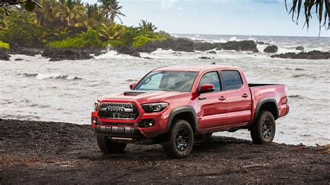 New Car Wallpaper 2017 Hd by 2017 Toyota Tacoma Trd Pro Hd Car Wallpapers Free