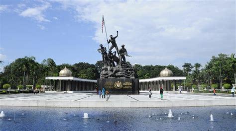 monuments  memorials  malaysia