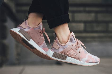 Adidas Nmd Xr1 Camo Pink Ua Quality adidas nmd xr1 quot duck camo quot pack on foot look 2016 fall winter hypebeast