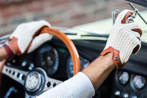 alfa romeo driving gloves autodromo stringback driving gloves hiconsumption