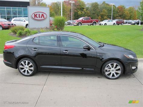 Kia Optima 2012 Black Black 2012 Kia Optima Sx Exterior Photo 55442560