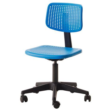 Alrik Swivel Chair Blue Ikea Ikea Swivel Office Chair