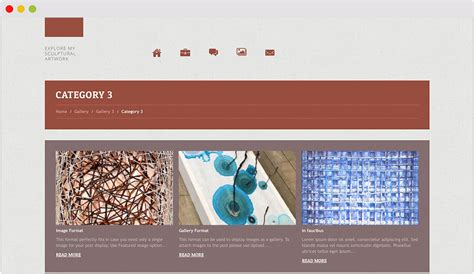 art gallery themes wordpress 25 amazing wordpress themes for artists textileartist org