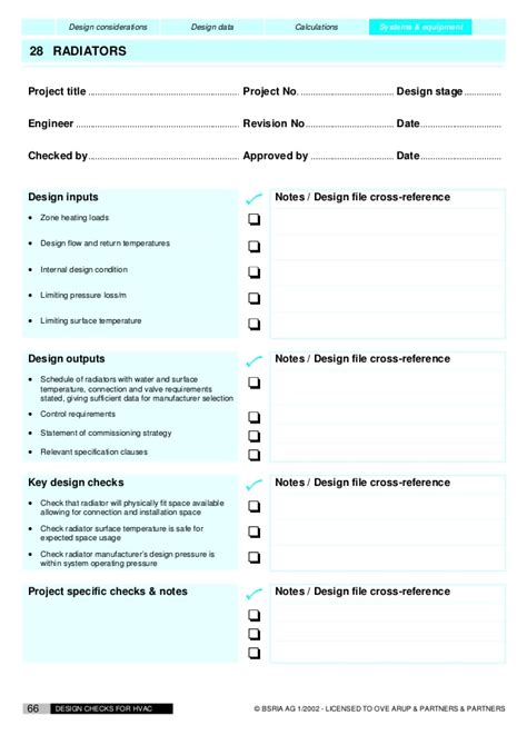 home building design checklist hvac design checklist