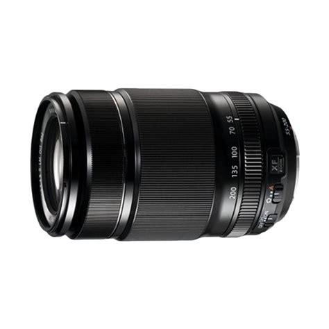 Lensa Fujifilm Xf 55 200mm jual fujifilm fujinon xf 55 200mm f 3 5 4 8 lensa kamera