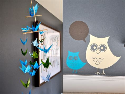 bird decorations for home kids dresser design with birds wall system