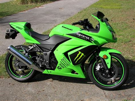 Kawasaki Ninja 250r Sticker by For Sale Monster Energy Sticker Kit For 2008 250r
