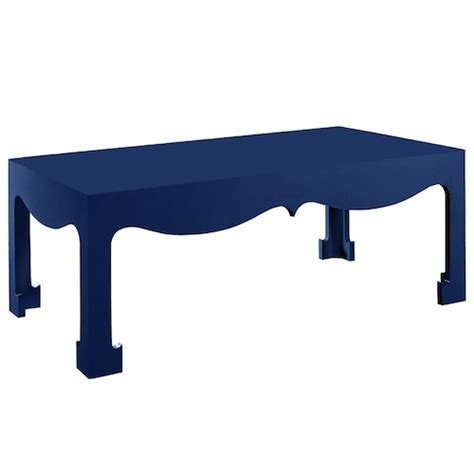 layla grace bungalow 5 jacqui navy coffee table copy cat
