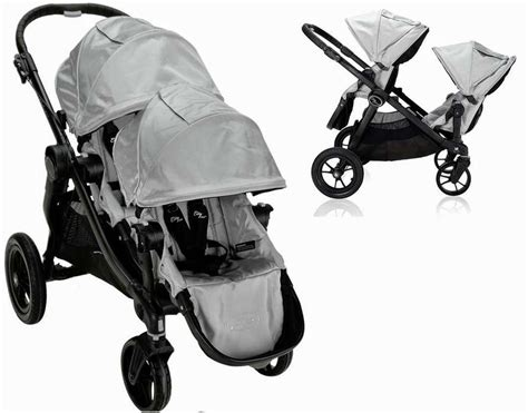 baby jogger city select wanne 2014 baby jogger city select seat black silver w xtras