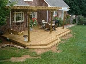 best 25 deck with pergola ideas on