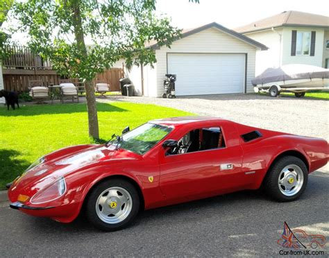 replica ferrari replica kit makes ferrari dino