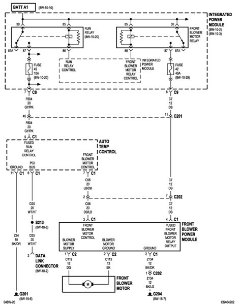 image 2004 chrysler pacifica engine diagram get