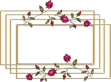 image cadre fleur pour la creation numerique au format gif le de la f 233 e f 233 erique