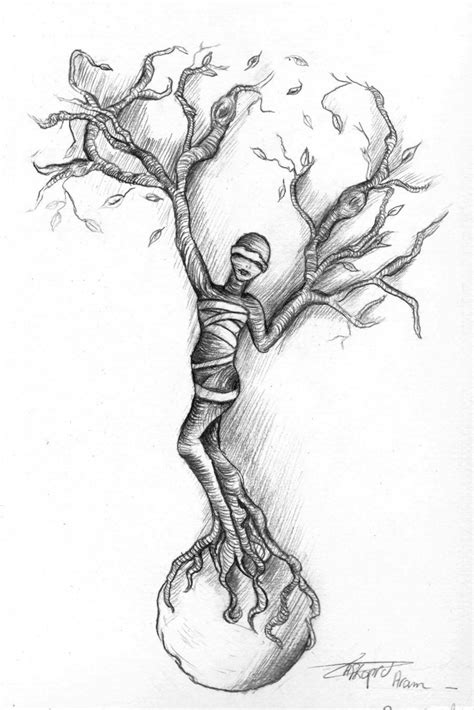 tree women by aramyt on tree by aramyt on deviantart