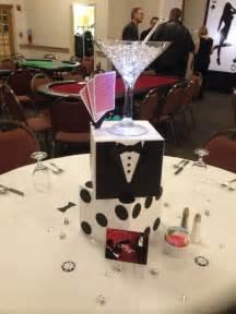 bond casino royale event centerpieces ideas