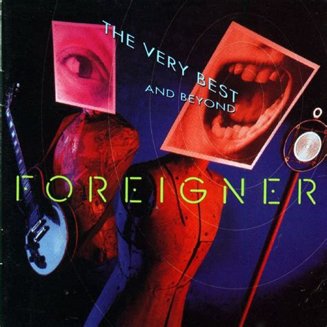 best of foreigner foreigner the best and beyond gt gt discology