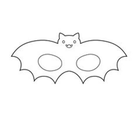 printable bat mask template printable banners templates free print your own birthday