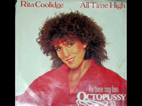 theme song rita rita coolidge all time high barry rice 1983