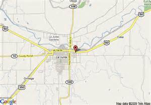 map of americas best value inn and suites la junta la junta