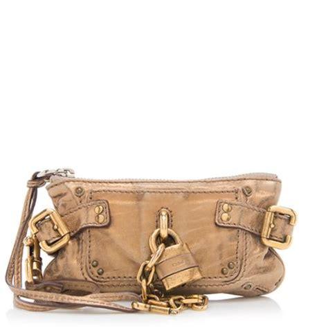 Paddington Zip Clutch by Paddington Clutch Replica Bags